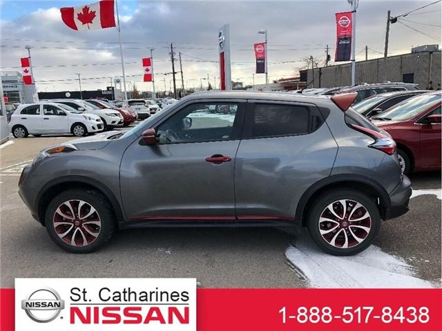 2016 Nissan Juke SV (Stk: P-2169A) in St. Catharines - Image 1 of 5