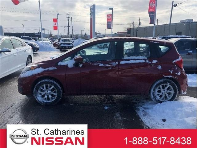 2018 Nissan Versa Note 1.6 SV (Stk: P2205) in St. Catharines - Image 1 of 5