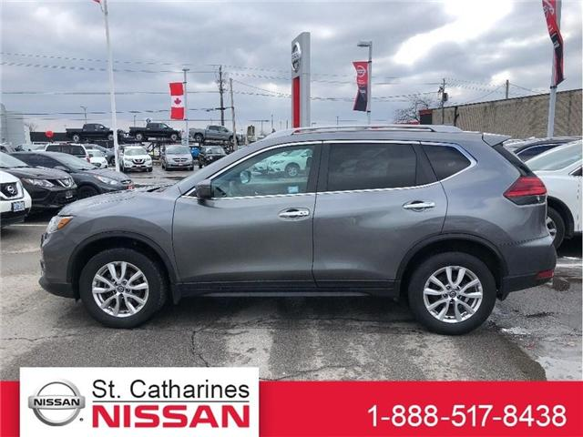 2017 Nissan Rogue  (Stk: P2219) in St. Catharines - Image 1 of 5