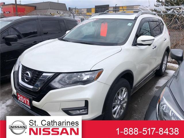 2017 Nissan Rogue  (Stk: SSP-173A) in St. Catharines - Image 1 of 5