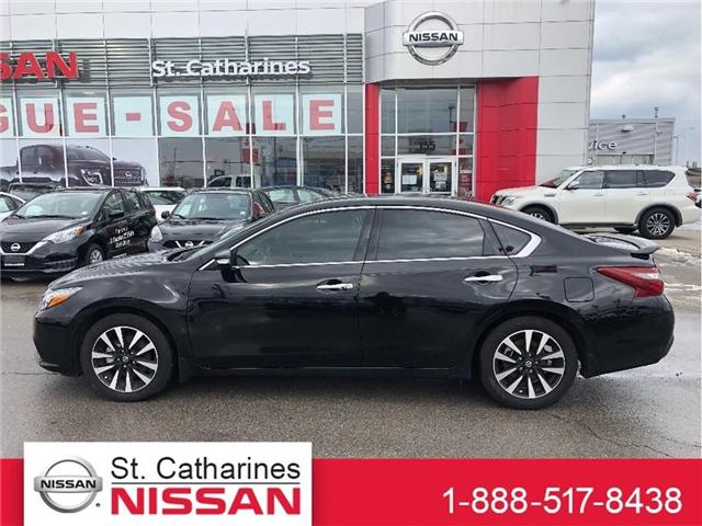 2018 Nissan Altima  (Stk: AL18018) in St. Catharines - Image 1 of 22