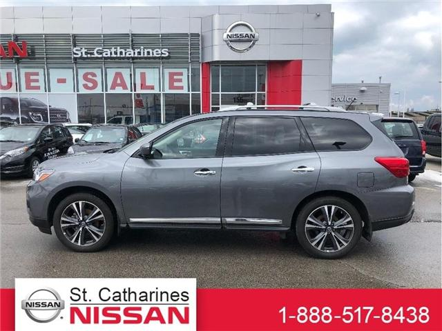 2018 Nissan Pathfinder  (Stk: PF18047) in St. Catharines - Image 1 of 24