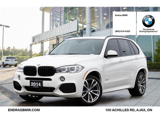 2014 BMW X5 50i (Stk: 52483A) in Ajax - Image 1 of 20