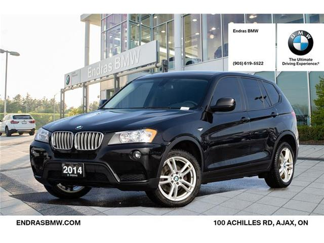 2014 BMW X3 xDrive28i (Stk: P5694A) in Ajax - Image 1 of 20