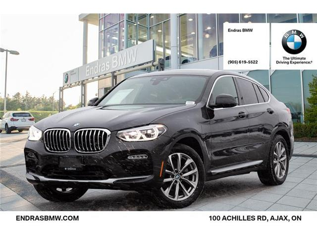 2019 BMW X4 xDrive30i (Stk: P5761) in Ajax - Image 1 of 22