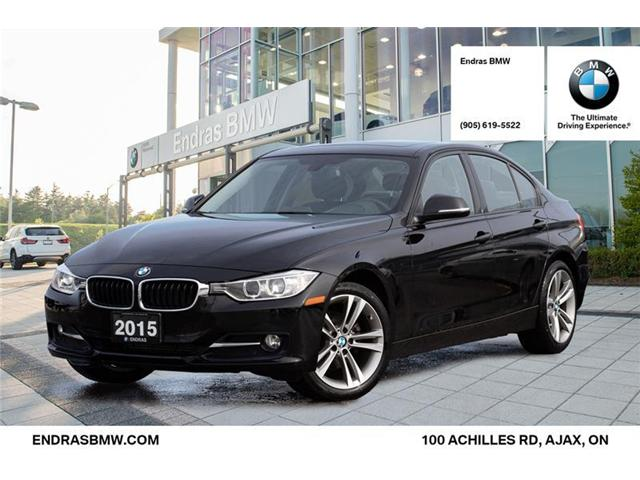 2015 BMW 320i xDrive (Stk: P5765) in Ajax - Image 1 of 21