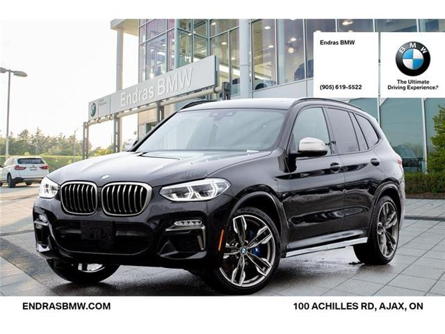 2019 BMW X3 M40i (Stk: 35320) in Ajax - Image 1 of 22