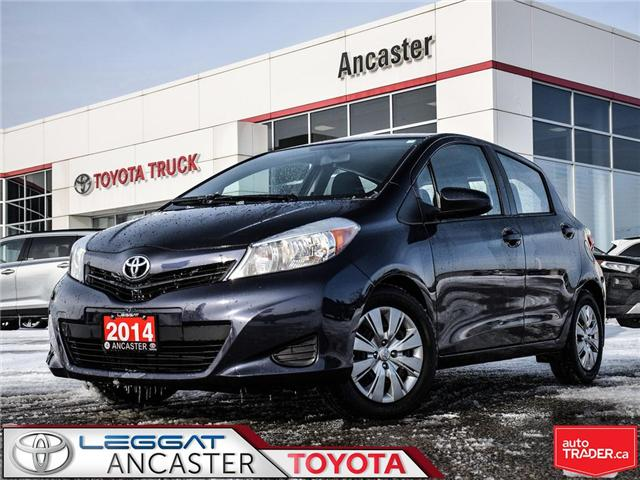 2014 Toyota Yaris LE (Stk: 3780) in Ancaster - Image 1 of 19
