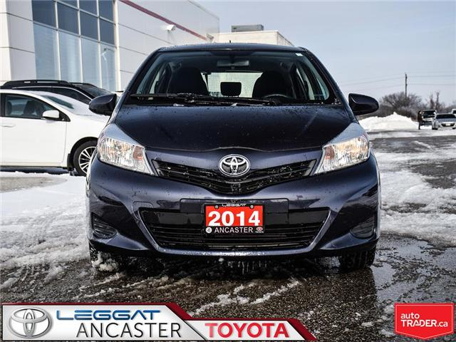 2014 Toyota Yaris LE (Stk: 3780) in Ancaster - Image 2 of 19