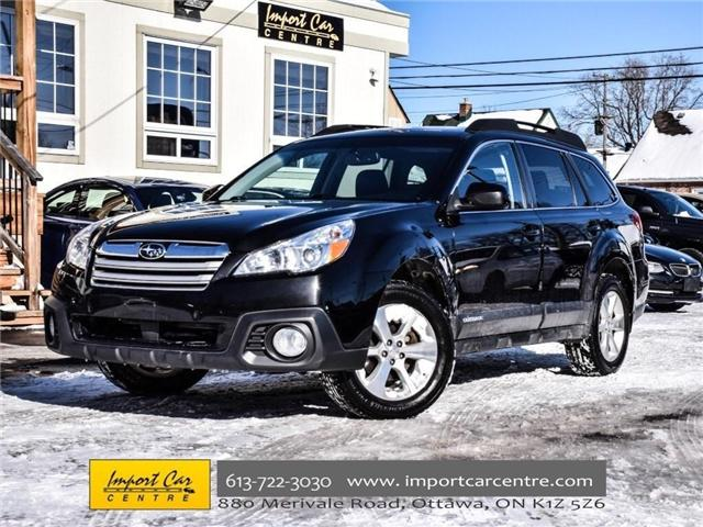 2014 Subaru Outback 2.5i Limited Package (Stk: 233639) in Ottawa - Image 1 of 27