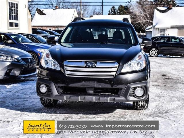 2014 Subaru Outback 2.5i Limited Package (Stk: 233639) in Ottawa - Image 2 of 27