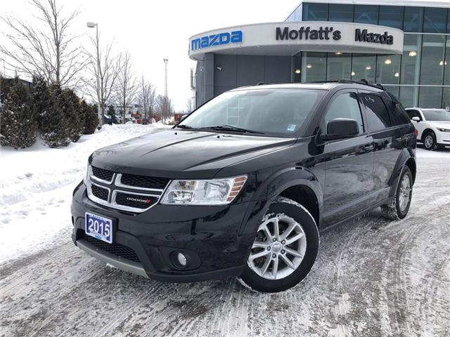 2015 Dodge Journey SXT (Stk: 27321) in Barrie - Image 1 of 20
