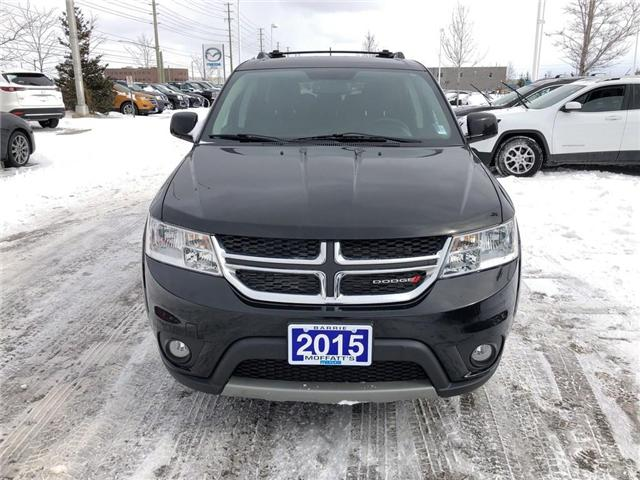 2015 Dodge Journey SXT (Stk: 27321) in Barrie - Image 8 of 20