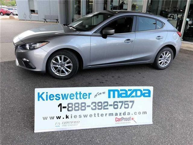 2015 Mazda Mazda3 GS (Stk: U3649) in Kitchener - Image 1 of 29