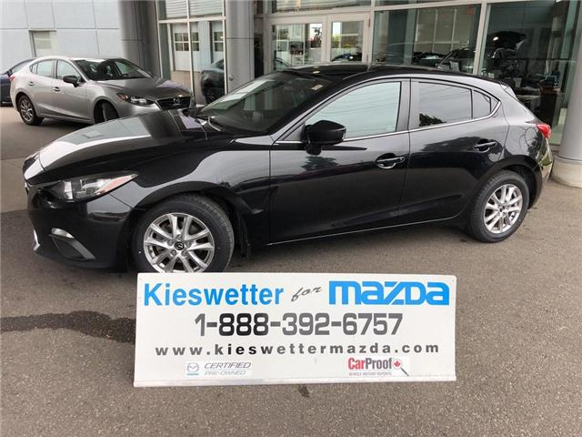 2015 Mazda Mazda3 GS (Stk: U3690) in Kitchener - Image 1 of 30