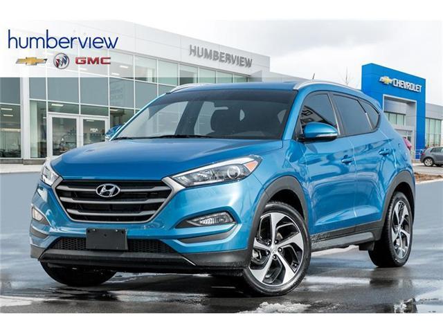 2016 Hyundai Tucson Premium (Stk: AP2823A) in Toronto - Image 1 of 18