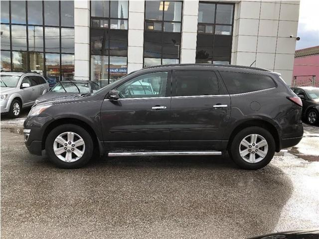 2014 Chevrolet Traverse 1LT (Stk: U207A) in North York - Image 2 of 23