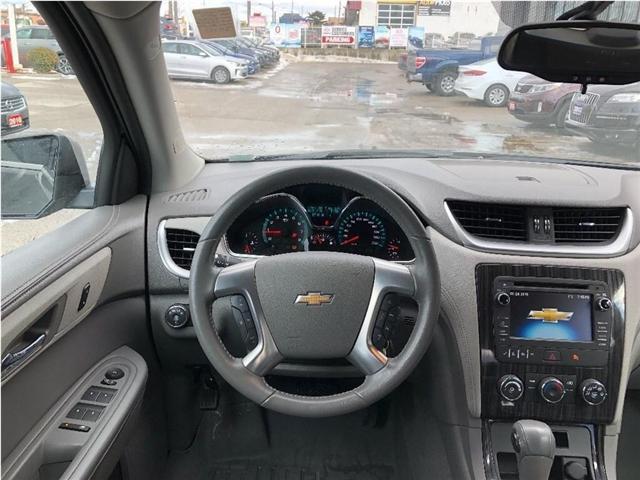 2014 Chevrolet Traverse 1LT (Stk: U207A) in North York - Image 14 of 23