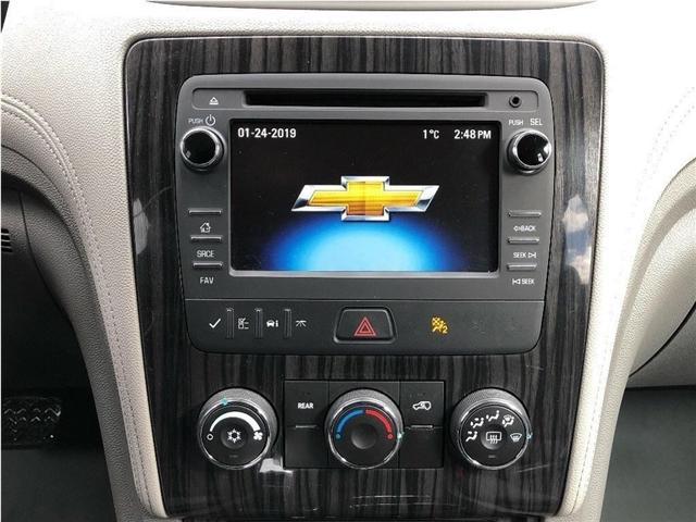 2014 Chevrolet Traverse 1LT (Stk: U207A) in North York - Image 17 of 23