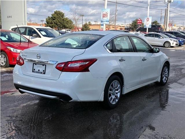 2016 Nissan Altima 2.5 (Stk: SF135A) in North York - Image 5 of 20