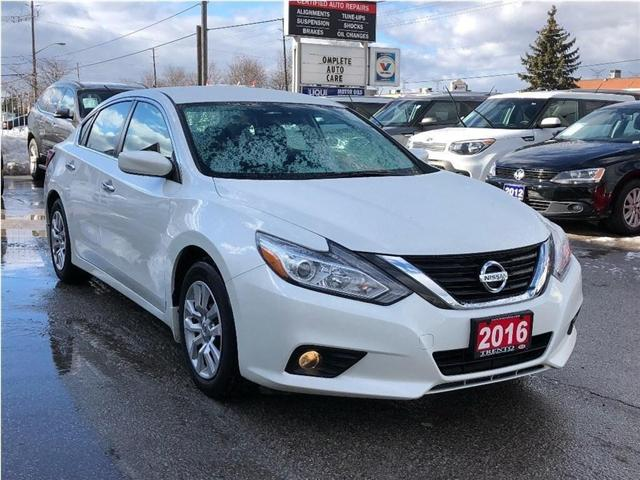 2016 Nissan Altima 2.5 (Stk: SF135A) in North York - Image 7 of 20