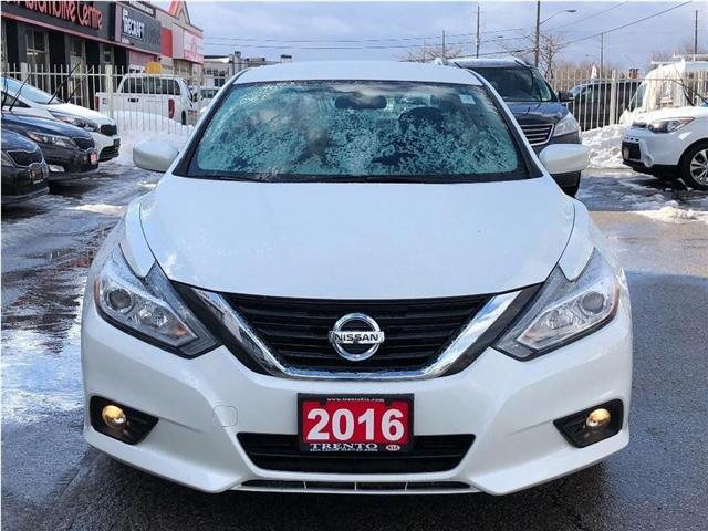 2016 Nissan Altima 2.5 (Stk: SF135A) in North York - Image 8 of 20