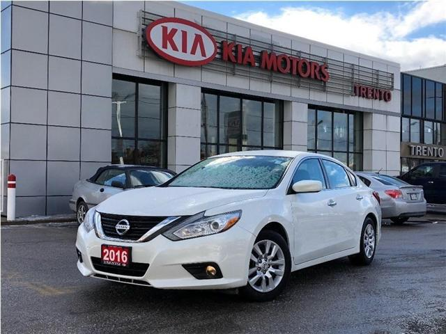 2016 Nissan Altima 2.5 (Stk: SF135A) in North York - Image 9 of 20