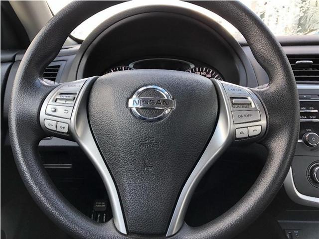 2016 Nissan Altima 2.5 (Stk: SF135A) in North York - Image 15 of 20