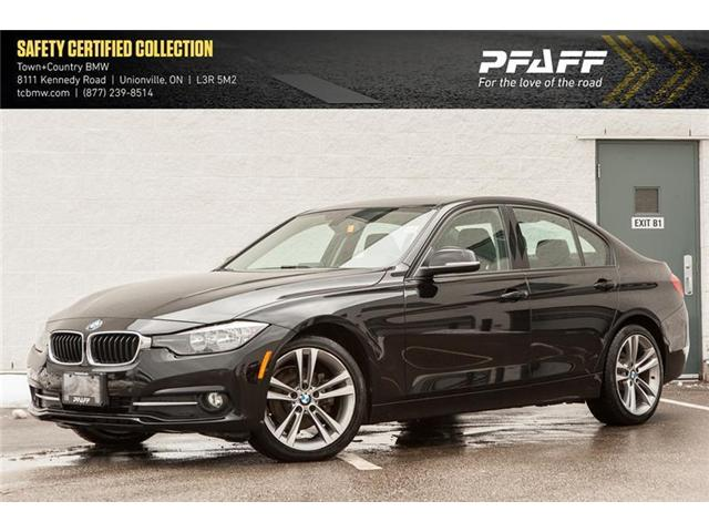 2016 BMW 320i xDrive (Stk: D11826) in Markham - Image 1 of 15