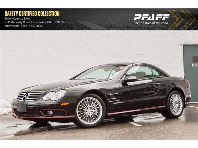 2004 Mercedes-Benz SL-Class Base (Stk: O11785A) in Markham - Image 1 of 15
