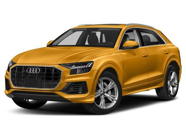2019 Audi Q8 55 Progressiv (Stk: 52335) in Ottawa - Image 1 of 9