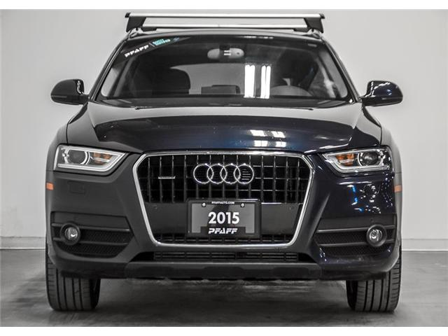 2015 Audi Q3 2.0T Technik (Stk: C6561) in Woodbridge - Image 2 of 22
