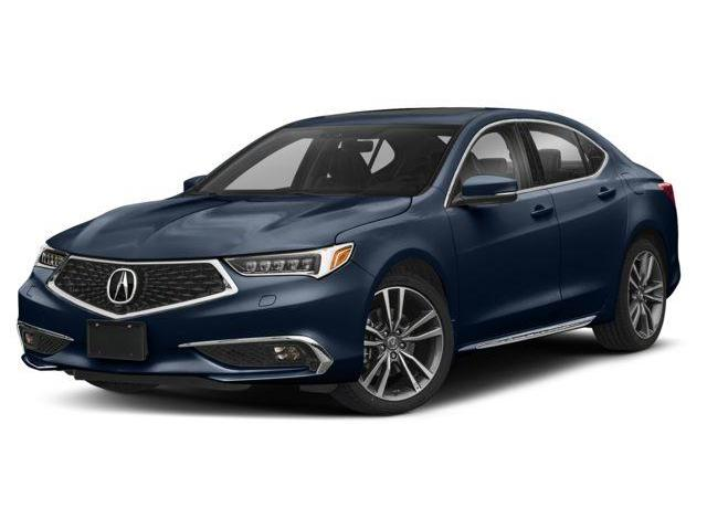 2019 Acura TLX Elite (Stk: AT411) in Pickering - Image 1 of 9