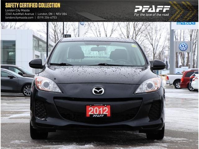 2012 Mazda Mazda3 GX (Stk: LM8644A) in London - Image 2 of 19