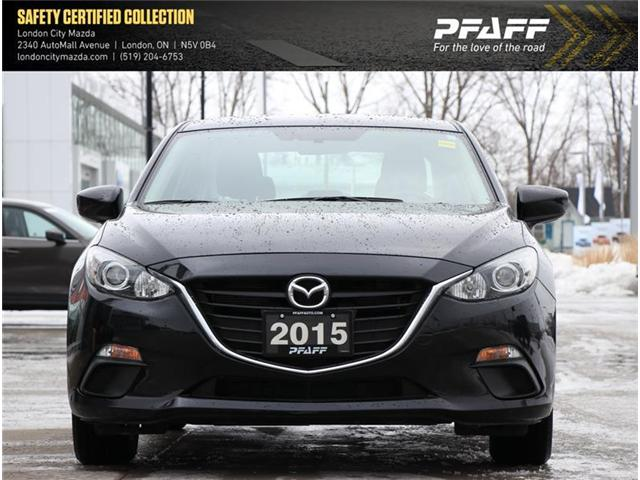 2015 Mazda Mazda3 GS (Stk: MA1617) in London - Image 2 of 19