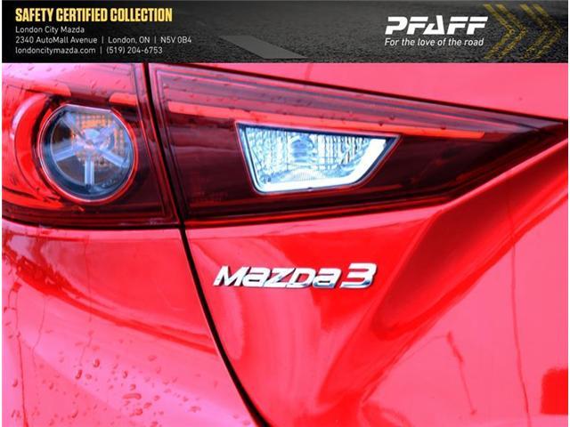 2015 Mazda Mazda3 GS (Stk: MA1618) in London - Image 6 of 20