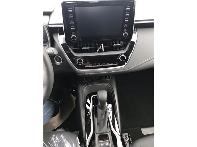 2019 Toyota Corolla Hatchback SE Upgrade Package (Stk: 190155) in Cochrane - Image 14 of 22