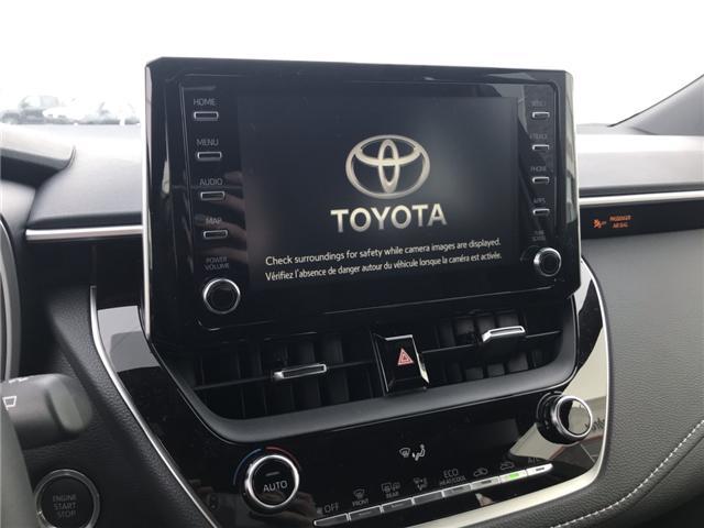 2019 Toyota Corolla Hatchback SE Upgrade Package (Stk: 190155) in Cochrane - Image 15 of 22