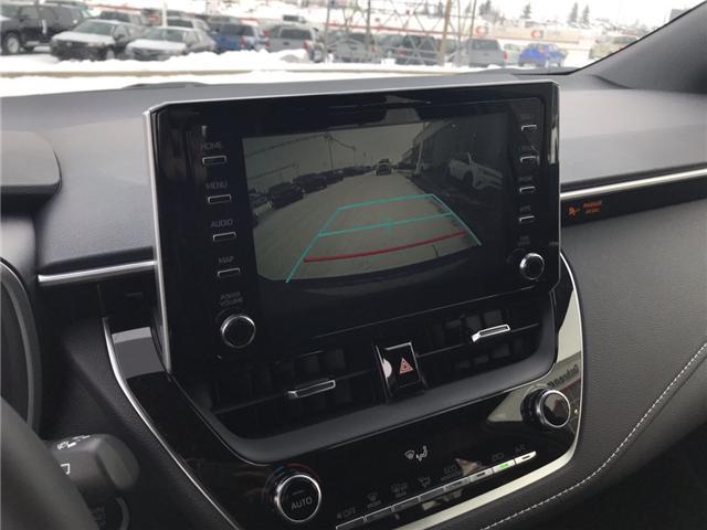 2019 Toyota Corolla Hatchback SE Upgrade Package (Stk: 190155) in Cochrane - Image 16 of 22