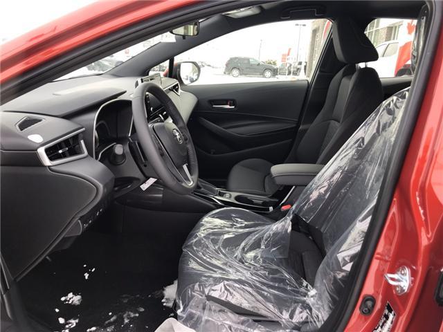 2019 Toyota Corolla Hatchback SE Upgrade Package (Stk: 190155) in Cochrane - Image 9 of 22