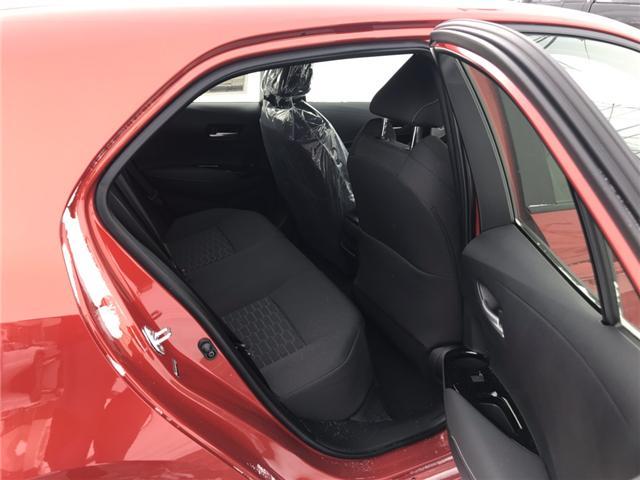 2019 Toyota Corolla Hatchback SE Upgrade Package (Stk: 190155) in Cochrane - Image 18 of 22