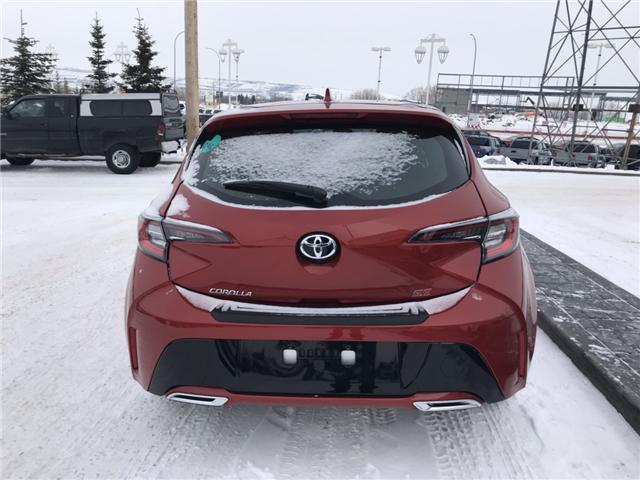 2019 Toyota Corolla Hatchback SE Upgrade Package (Stk: 190155) in Cochrane - Image 6 of 22