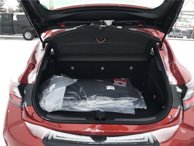 2019 Toyota Corolla Hatchback SE Upgrade Package (Stk: 190155) in Cochrane - Image 22 of 22