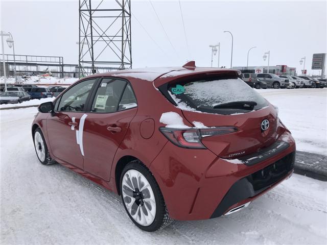 2019 Toyota Corolla Hatchback SE Upgrade Package (Stk: 190155) in Cochrane - Image 7 of 22