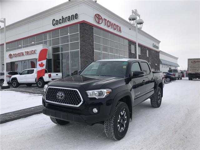 2019 Toyota Tacoma TRD Off Road (Stk: 190147) in Cochrane - Image 1 of 22