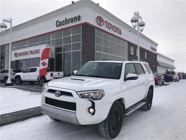 2019 Toyota 4Runner SR5 (Stk: 190058) in Cochrane - Image 1 of 22