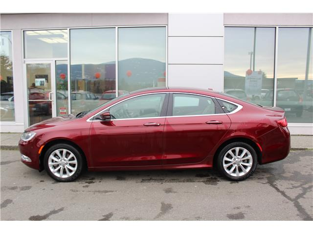 2015 Chrysler 200 C (Stk: 9R2179A) in Nanaimo - Image 2 of 8