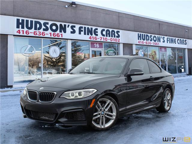 2014 BMW 228i  (Stk: 56330) in Toronto - Image 1 of 30