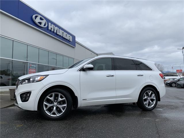 2017 Kia Sorento 3.3L SX (Stk: H19-0041P) in Chilliwack - Image 1 of 13