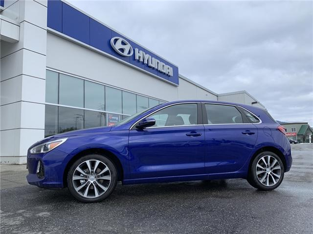 2019 Hyundai Elantra GT Luxury (Stk: H92-5501) in Chilliwack - Image 1 of 12